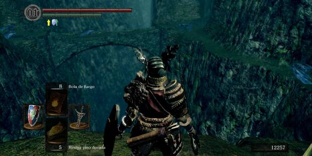 Valle de dragones en Dark Souls Remastered al 100%