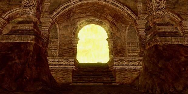 Ruinas de los demonios en Dark Souls Remastered al 100%