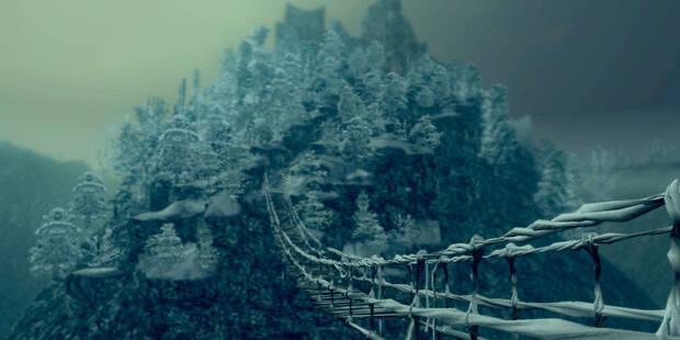 Mundo pintado de Ariamis en Dark Souls Remastered al 100%