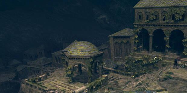 Municipio de Oolacile en Dark Souls Remastered al 100%