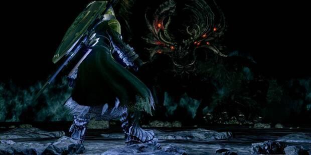 La sima del Abismo en Dark Souls Remastered al 100%
