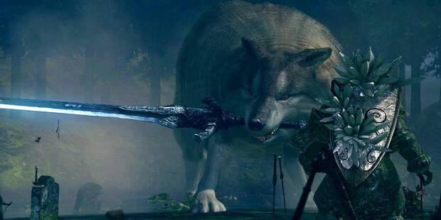 Sif, el gran lobo gris en Dark Souls Remastered: cómo derrotarlo y recompensas