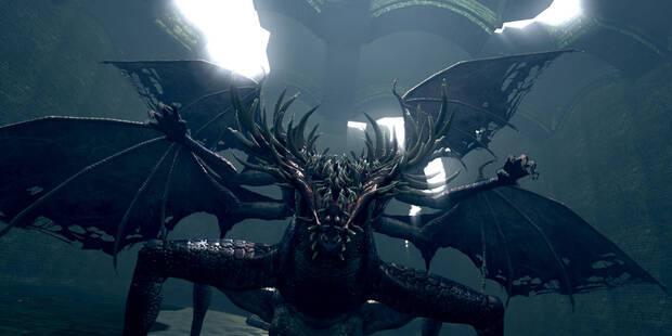 Dragón boquiabierto en Dark Souls Remastered: cómo derrotarlo y recompensas