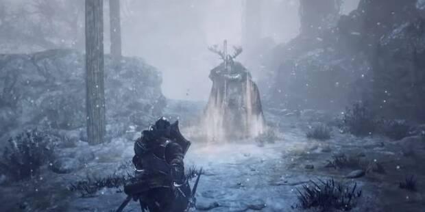 Montaña nevada en Dark Souls 3: secretos y 100%