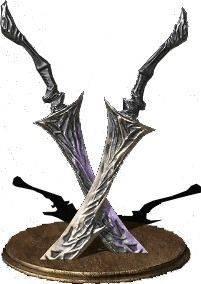 Espadas encantadas de la Bailarina en Dark Souls 3: cómo se consigue y estadísticas