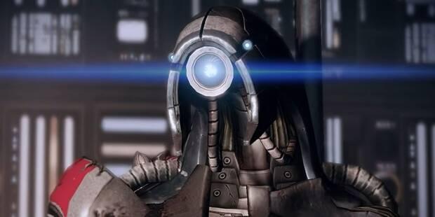 Legion Mass Effect