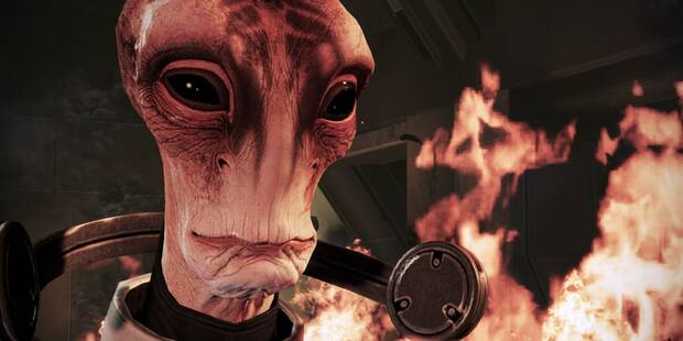 Mordin Solus Mass Effect