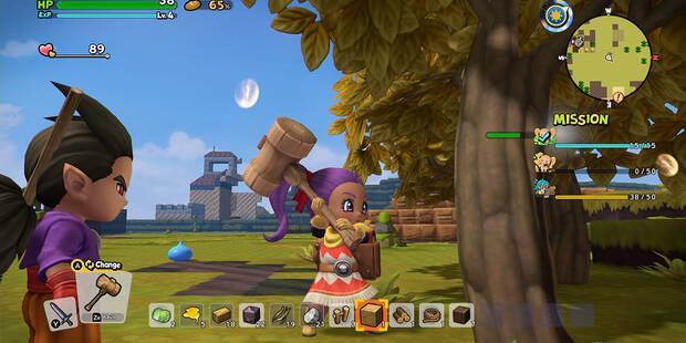 Dragon Quest Builders 2: Consejos para novatos