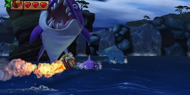 Encontrar los niveles secretos en Donkey Kong Country Tropical Freeze