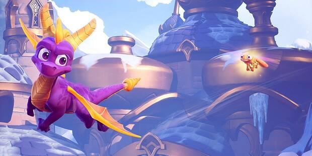 Guía Spyro 1 - Estatuas de dragón, llaves y 100%