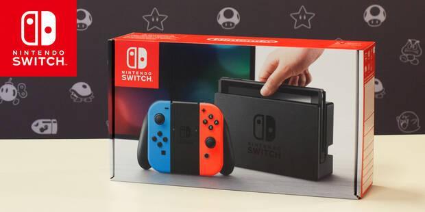 Nintendo trabaja para aumentar la producción de Switch Imagen 2