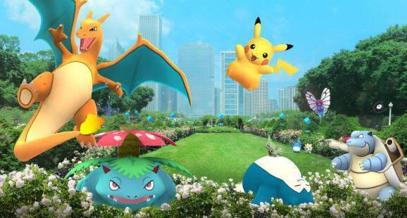Cómo intercambiar pokémon y objetos en Pokémon GO