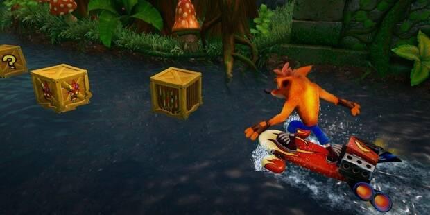 Cómo conseguir las reliquias de Oro y Platino en Crash Bandicoot 2: Cortex strikes back