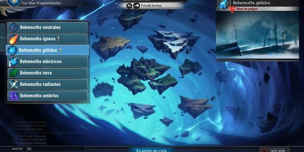 Cómo desbloquear nuevos Behemoths en Dauntless