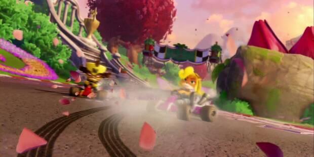 ¿Cuál es el mejor personaje en Crash Team Racing? - Tipos y estadísticas