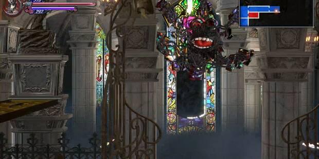 Vitralus en Bloodstained: Ritual of the night - Cómo derrotarlo
