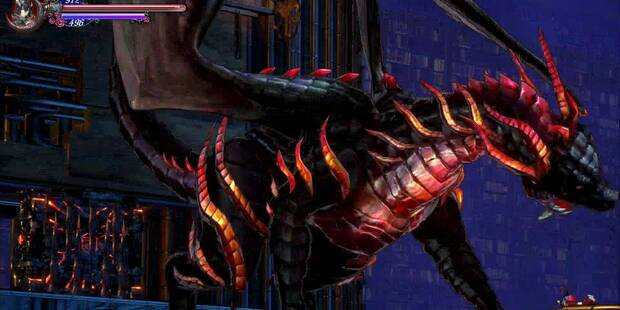 Guardián Abisal en Bloodstained: Ritual of the night - Cómo derrotarlo