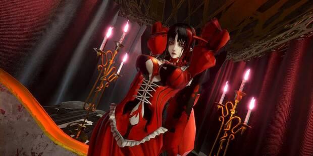 La Exangüe en Bloodstained: Ritual of the night - Cómo derrotarlo