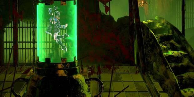 Doppelgänger en Bloodstained: Ritual of the night - Cómo derrotarlo