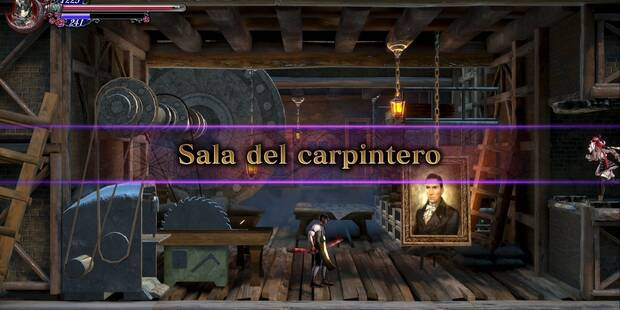 Dónde conseguir y usar la Llave del Carpintero en Bloodstained: Ritual of the night