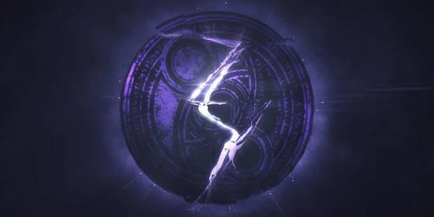 Logo de Bayonetta 3.