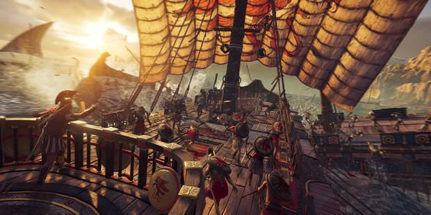Todo sobre los Barcos y sus mejoras en Assassin's Creed Odyssey