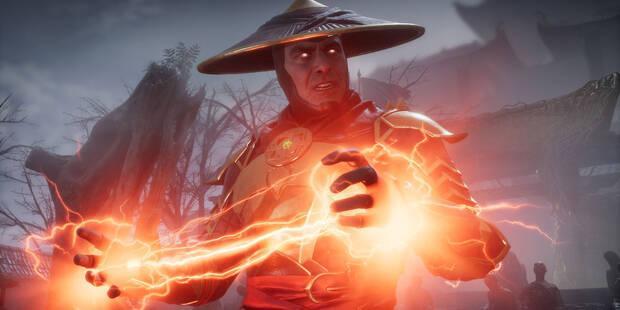 Todos los personajes de Mortal Kombat 11