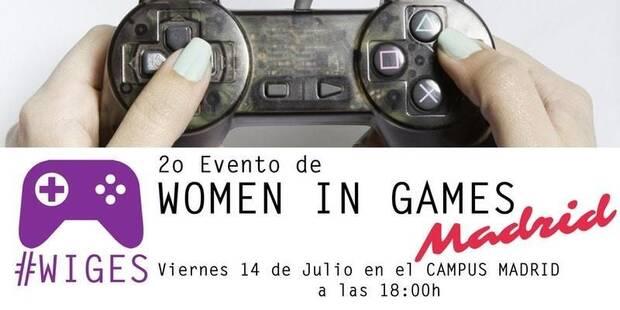 Women in Games se celebrará el 14 de julio en Madrid Imagen 2