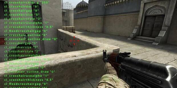 Cómo cambiar de mira en Counter-Strike Global Offensive (CS:GO)