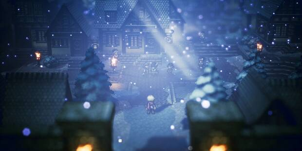 Capítulo 4 - Therion en Octopath Traveler