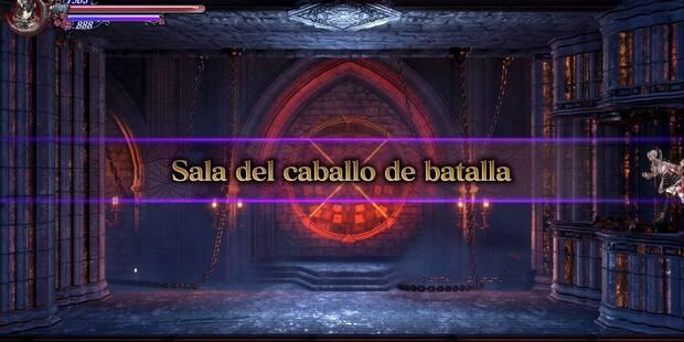 Dónde conseguir y usar la Llave del Corcel Guerrero en Bloodstained: Ritual of the night
