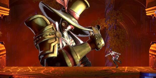 Valefar en Bloodstained: Ritual of the night - Cómo derrotarlo
