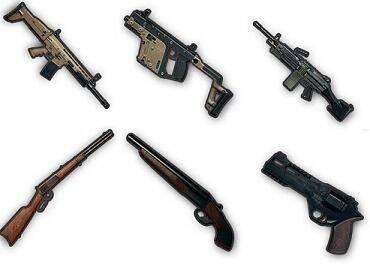 PUBG: TODAS las armas, estadísticas y modificadores: ¿Cuál es mejor?