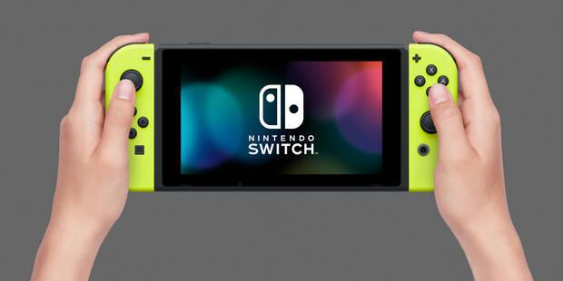 Nintendo Switch update Joy-Con
