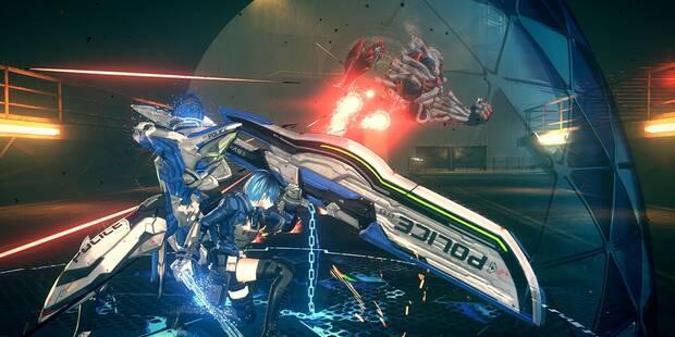 Astral Chain: TODAS las legiones y cómo dominarlas - Fortalezas y debilidades.