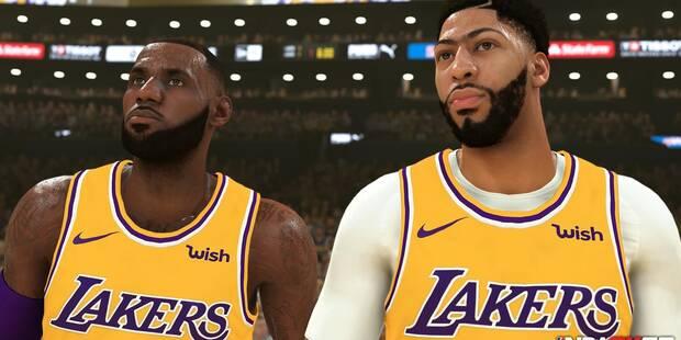 NBA 2K20: TODOS los equipos presentes en el juego