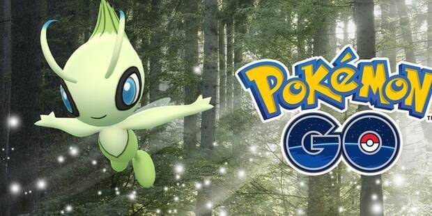 Cómo capturar a Celebi en Pokémon GO