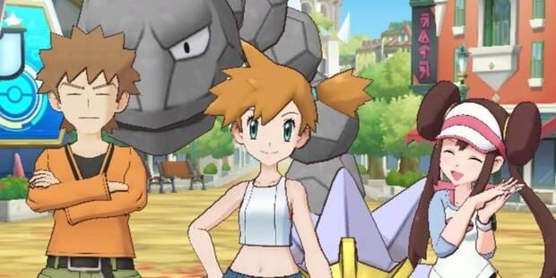 Todos los entrenadores en Pokémon Masters y cómo conseguirlos