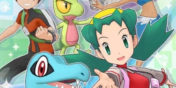 Cómo usar el explorador de parejas en Pokémon Masters