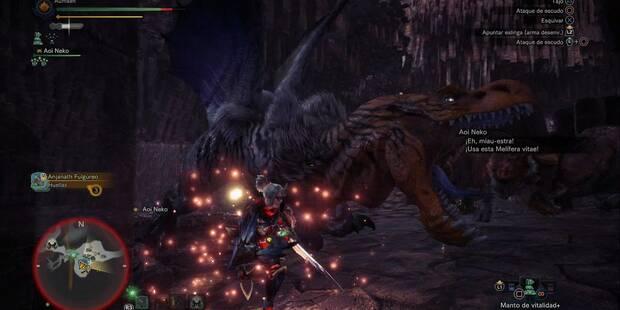 Anjantah Fulgúreo en Monster Hunter World: cómo cazarlo y recompensas
