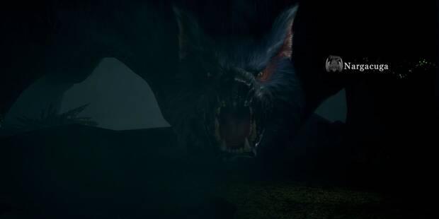 Nargacuga en Monster Hunter World: cómo cazarlo y recompensas