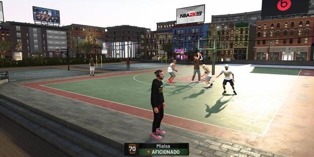 Todo sobre el modo Mi Carrera en NBA 2K19