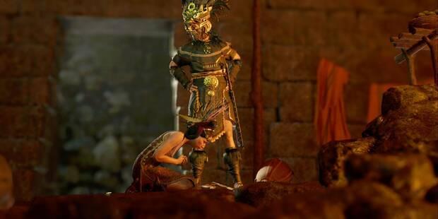 El asesinato de Sumaq en Shadow of the Tomb Raider - Misión secundaria
