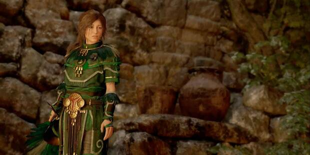 El último emperador en Shadow of the Tomb Raider - Misión principal