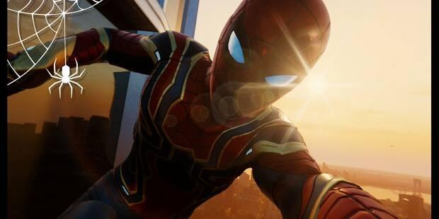 Cómo hacerse un selfie en Spider-Man (PS4)