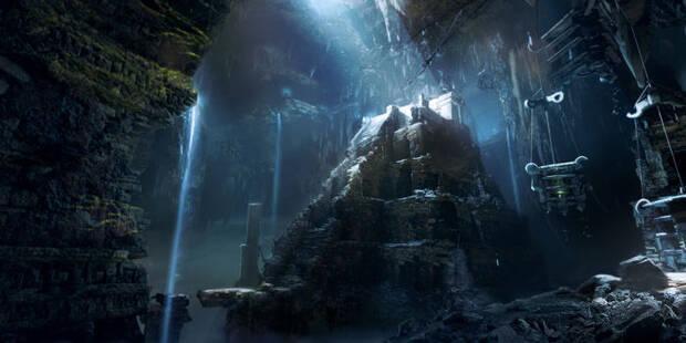 Tumbas de Desafío en Shadow of the Tomb Raider: Localización y puzzles