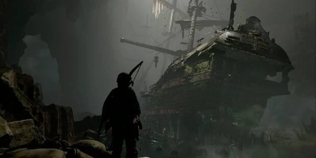 San Córdoba en Shadow of the Tomb Raider - Tumba de Desafío