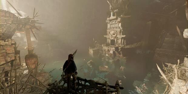 Dioses sedientos en Shadow of the Tomb Raider - Tumba de Desafío