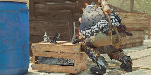Cómo conseguir restos rápidamente en Shadow of the Tomb Raider