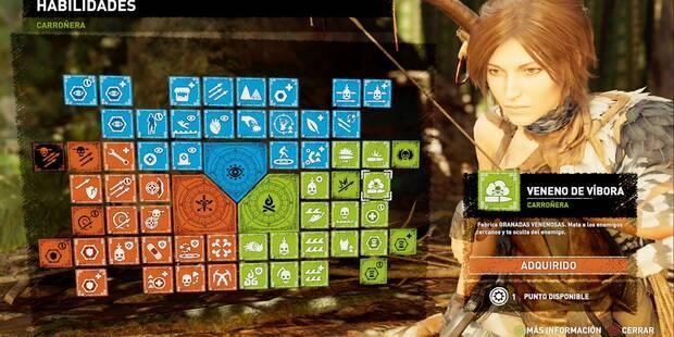 Cómo conseguir experiencia rápidamente en Shadow of the Tomb Raider